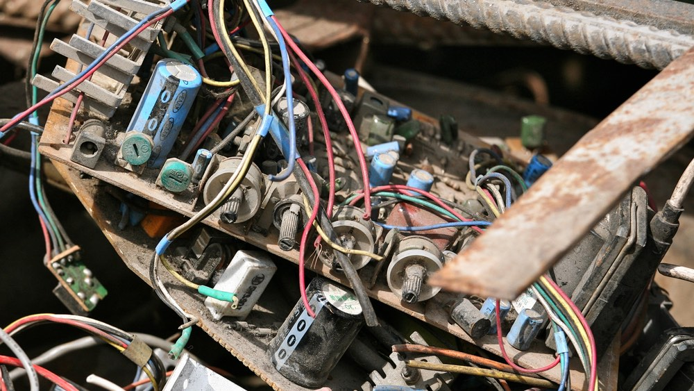 E-Waste (Electronics Waste)